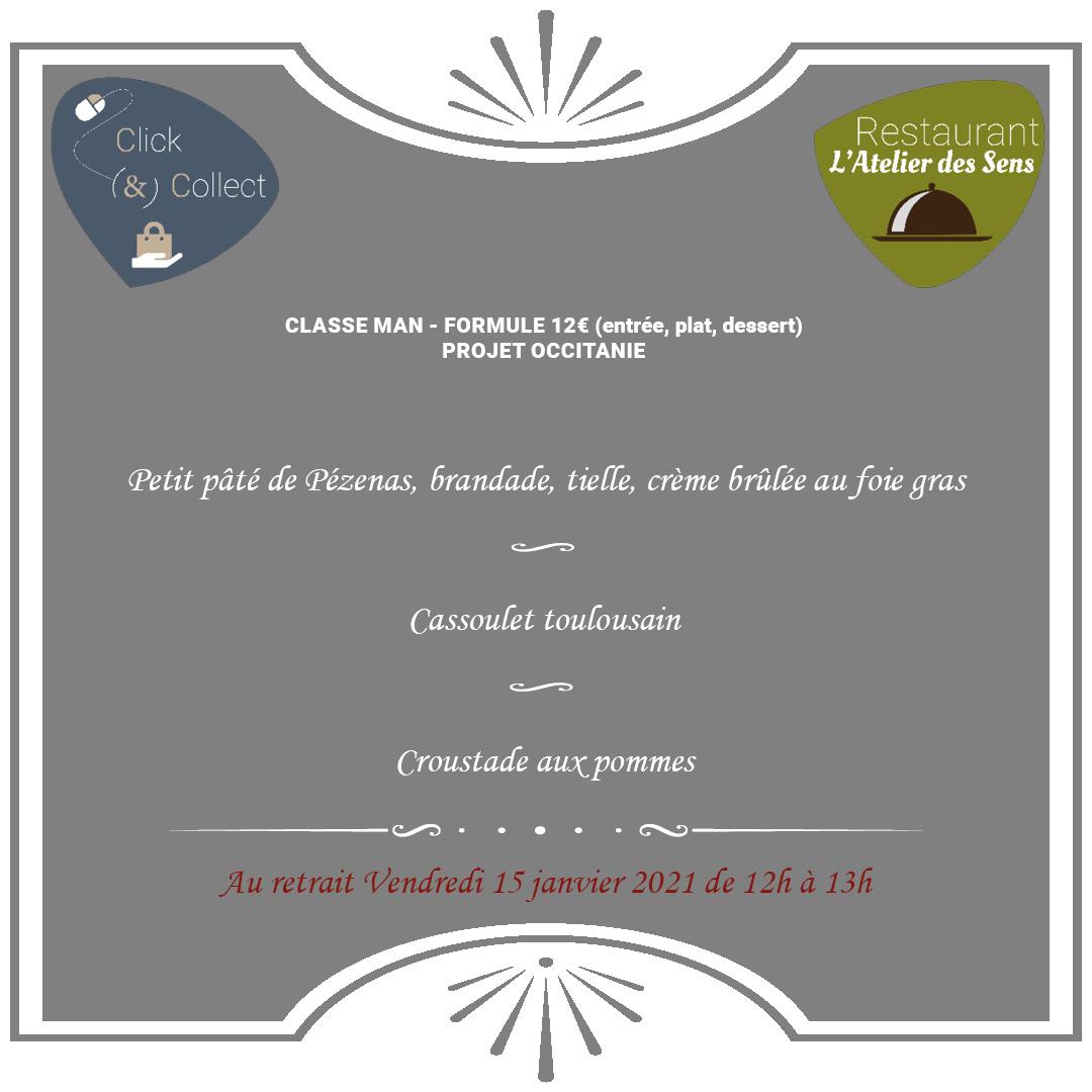 L'Atelier des Sens 15 01 21 midi