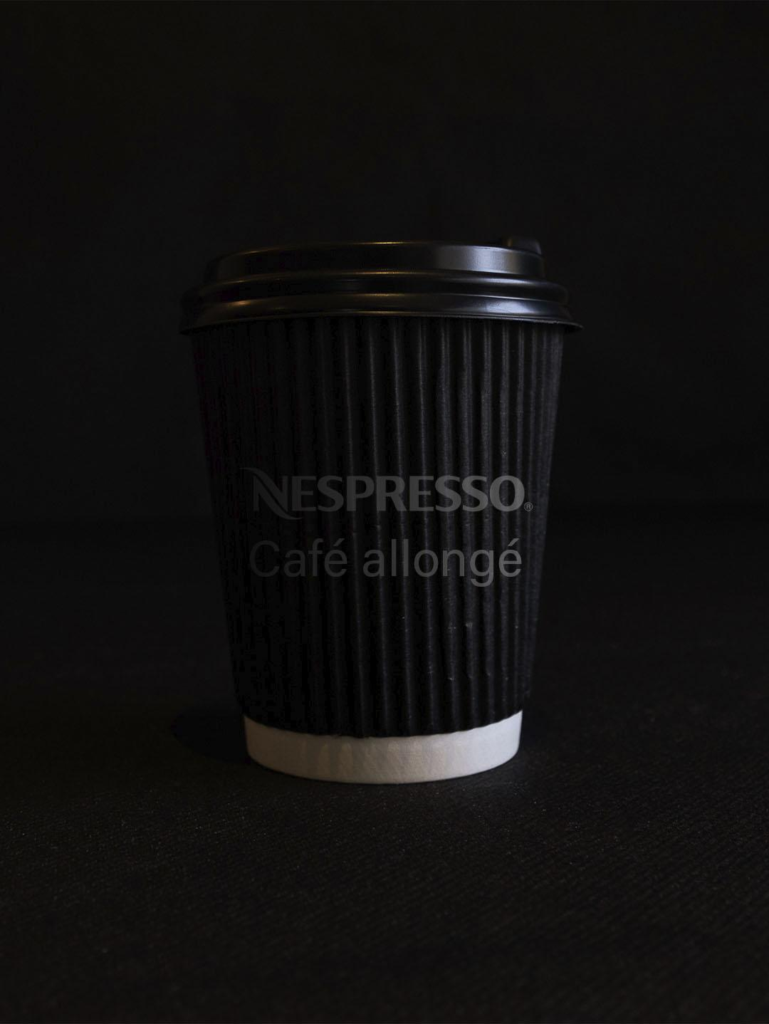 Nespresso cafe allonge coeur gourmand