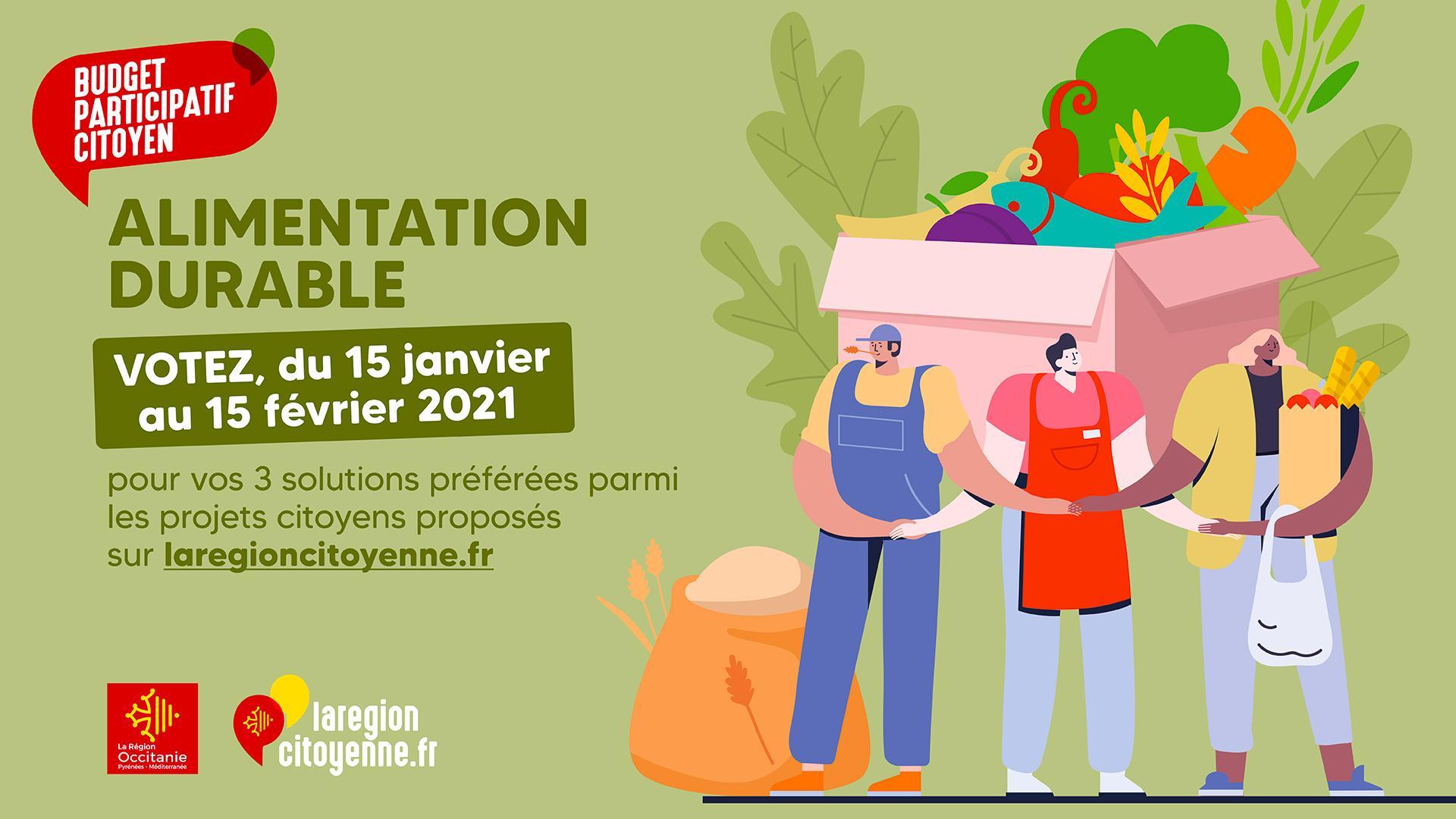 Occitanie alimentation durable